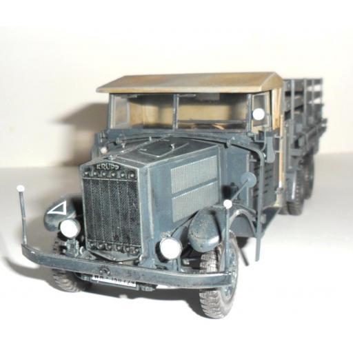 1/35 WWII German Truck Krupp L3H163 [3]