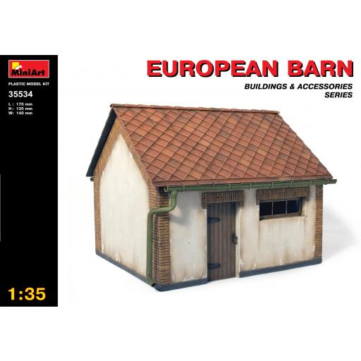 1/35 European Barn