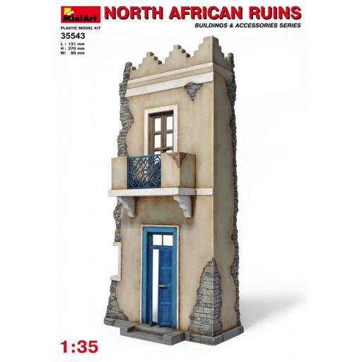 1/35 North Africa Ruins