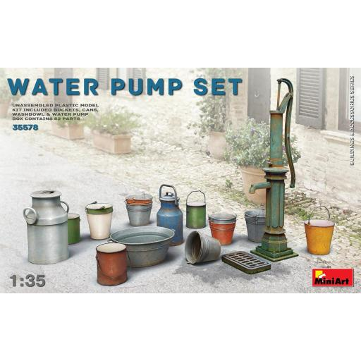 1/35 Water Pump Set