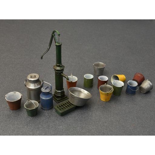 1/35 Water Pump Set  [2]