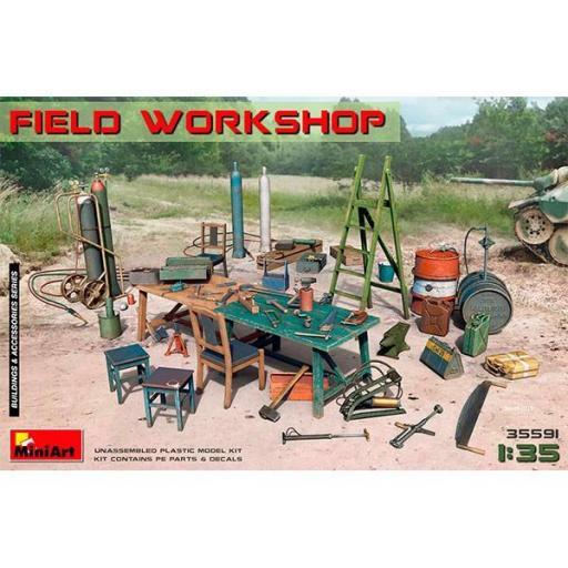 1/35 Field Workshop
