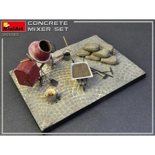 1/35 Concrete Mixer Set [1]