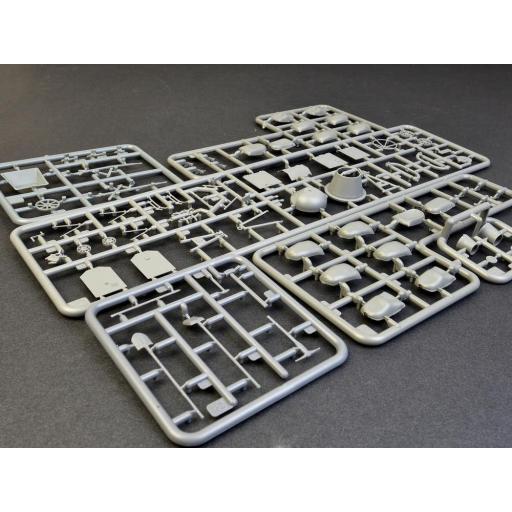 1/35 Concrete Mixer Set [3]