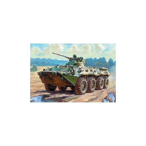 1/35 BTR-80A Russian Personnel Carrier