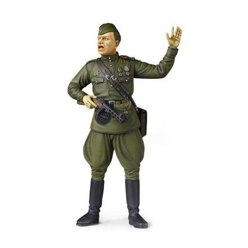 1/16 Teniente Infanteria Rusa 2ª G.M.