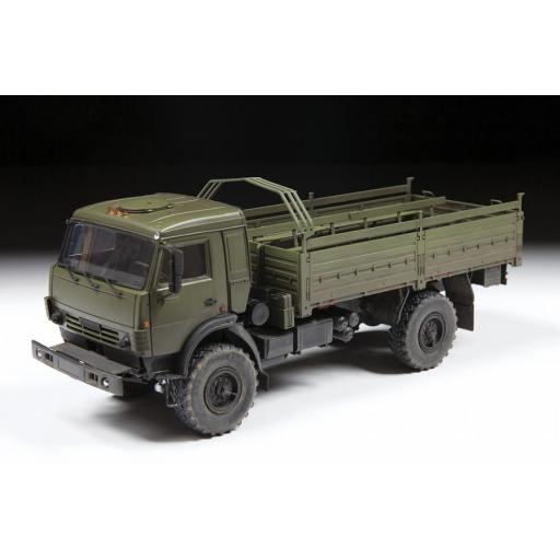 1/35 K-4350 Russian 2-Axle Military Truck [1]