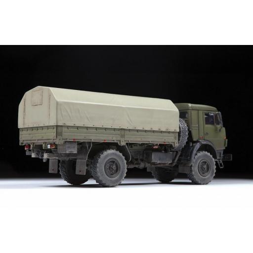 1/35 K-4350 Russian 2-Axle Military Truck [2]