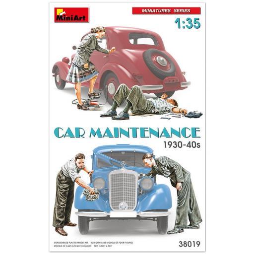 1/35  Car Maintenance 1930-40s [1]