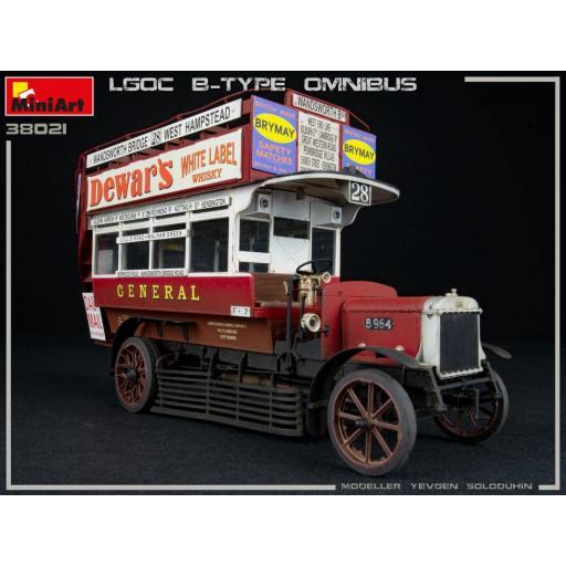 1/35 LGOC B-Type London Omnibus [1]