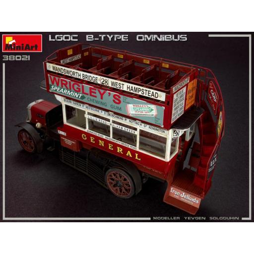 1/35 LGOC B-Type London Omnibus [2]