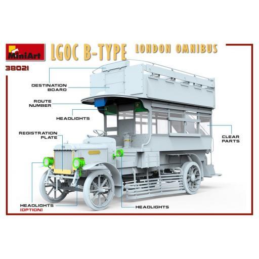 1/35 LGOC B-Type London Omnibus [3]