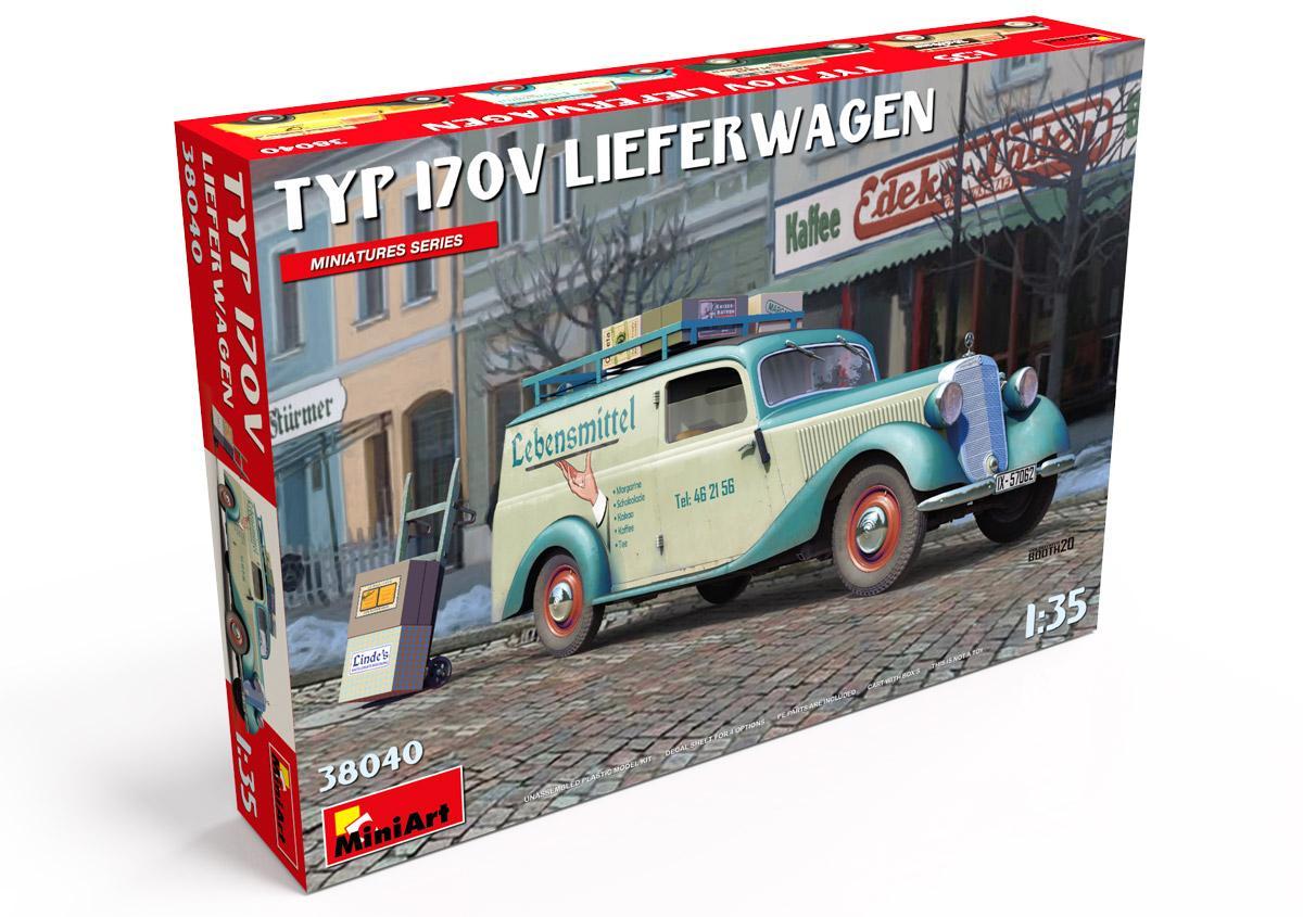 1/35 Typ 170V Lieferwagen