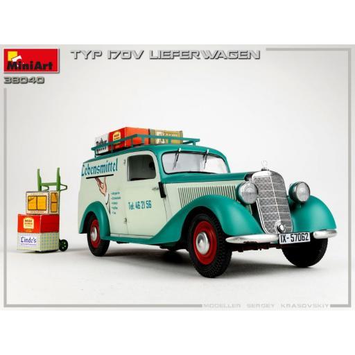 1/35 Typ 170V Lieferwagen [1]