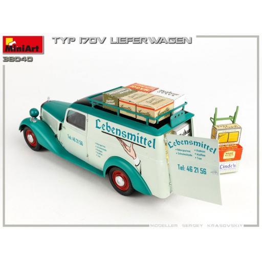 1/35 Typ 170V Lieferwagen [3]