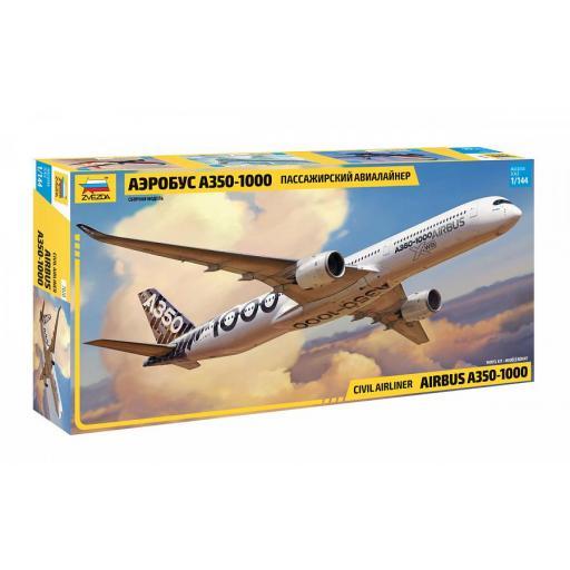 1/144 Airbus A-350-1000
