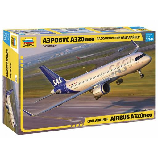 1/144 Airbus A 320 NEO