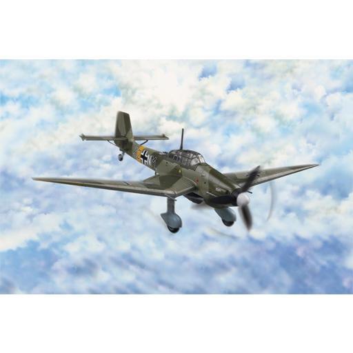 1/72 Junkers Ju-87D-3 Stuka [1]