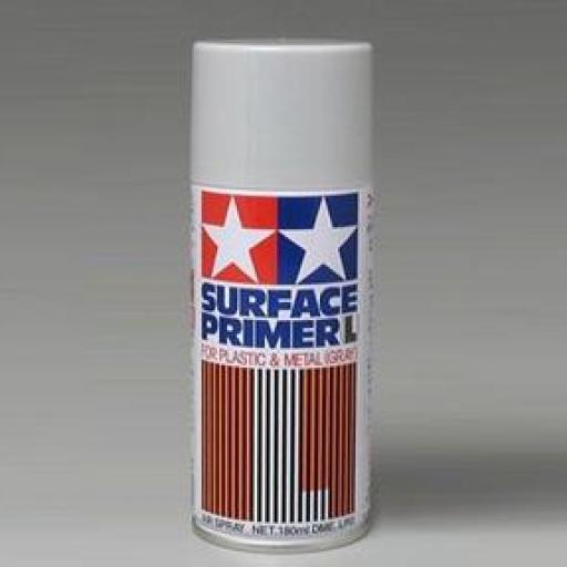 Tamiya Surface Primer (L) Gray
