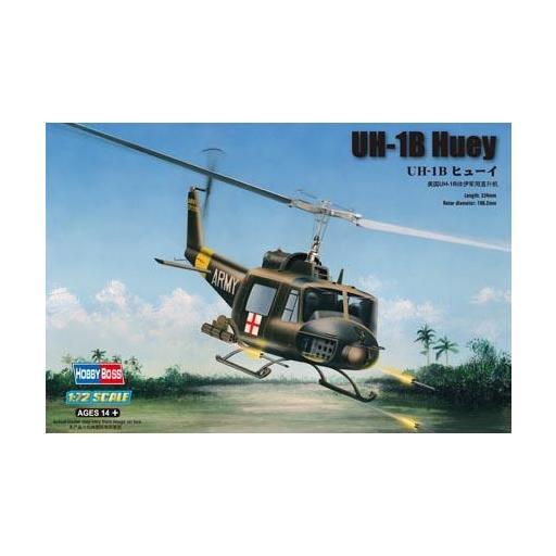 1/72 Helicoptero UH-1B Huey