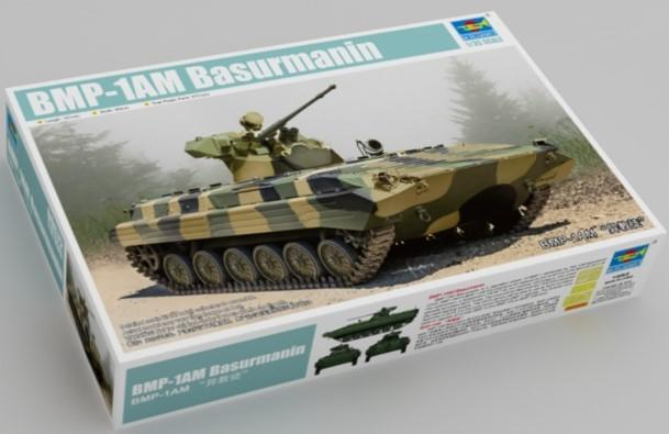 1/35 BMP-1AM Basurmanin
