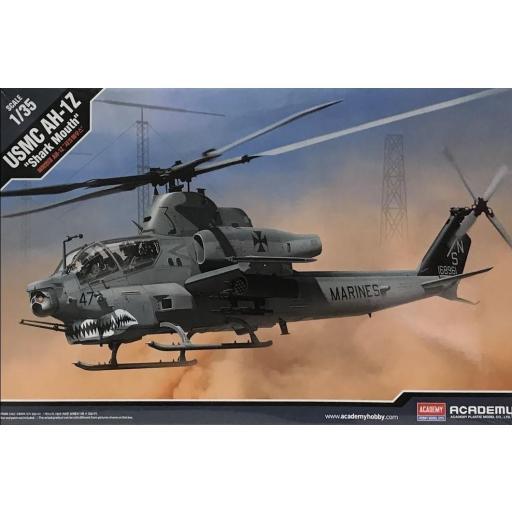 "1/35 USMC AH-1 Z Viper ""Shark Mouth"""