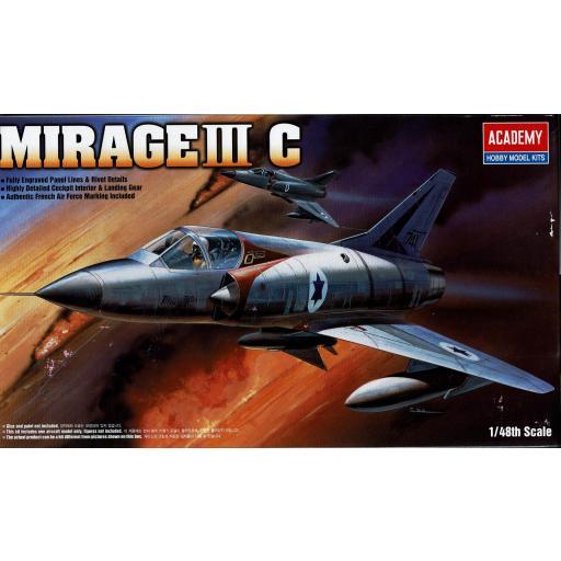 1/48 Mirage IIIC