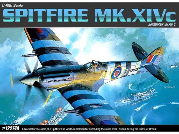 1/48 Spitfire Mk.XIVc