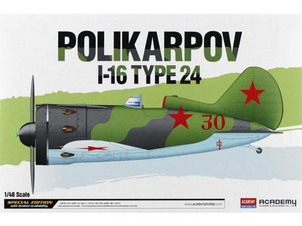 1/48 Polikarpov I-16 Type 24