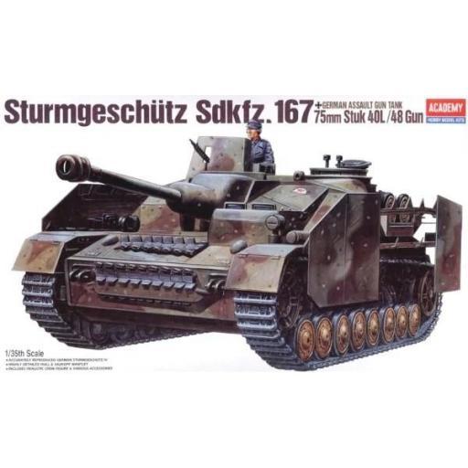 1/35 Sturmgeschütz  Sdkfz. 167 75mm Stuk40L/48