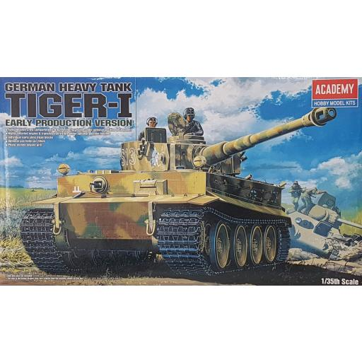 1/35 TIGER I  Early Production [0]