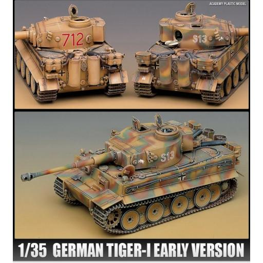 1/35 TIGER I  Early Production [3]