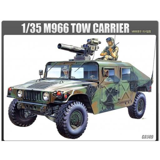 1/35 M966 Tow Missile Carrier