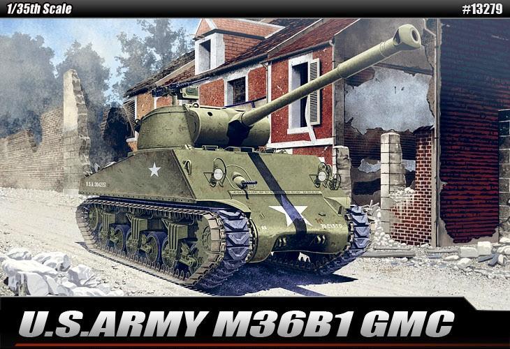 1/35 U.S. Army M36B1 GMC