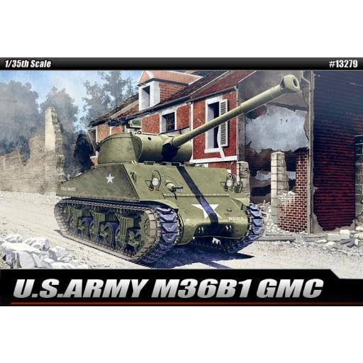 1/35 U.S. Army M36B1 GMC [0]