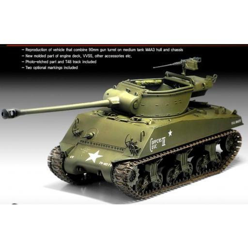 1/35 U.S. Army M36B1 GMC [1]