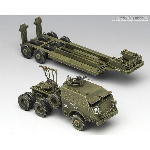 1/72 Camión Americano de Transporte Dragon Wagon [2]