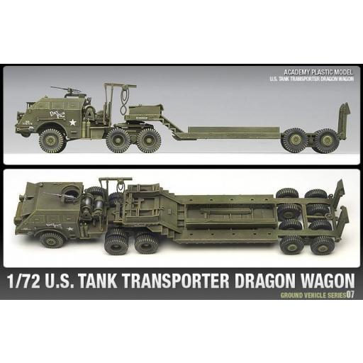 1/72 Camión Americano de Transporte Dragon Wagon [3]