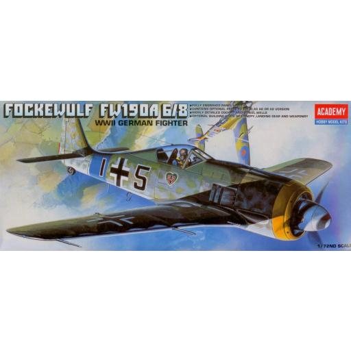 1/72 Focke Wulf Fw190A-6/8