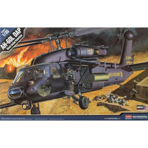 1/35 AH-601 DAP 1/35