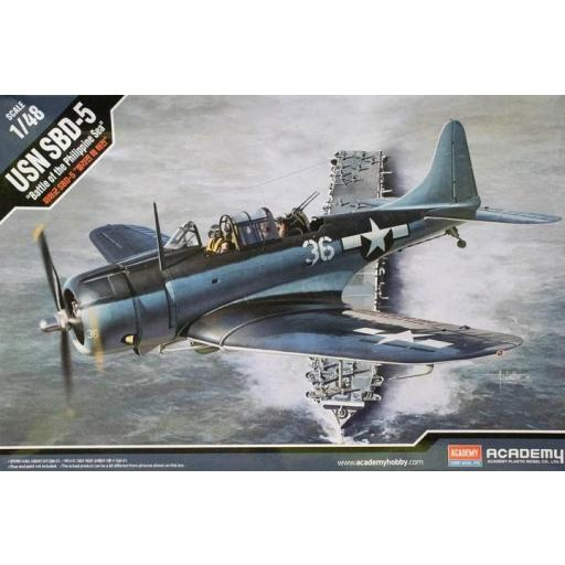 1/48  USN SBD-5 Battle of the Philippine Sea