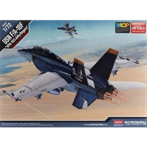 1/72 USN F/A-18F MPC VFA-103 Jolly Rogers