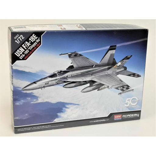 "1/72 USN F/A-18E VFA-195 ""Chippy Ho"""