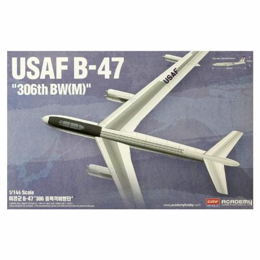 """1/144 USAF B-47 """"306th BW(M)"""""""