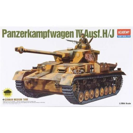 1/35 German Panzer IV Ausf. H/J