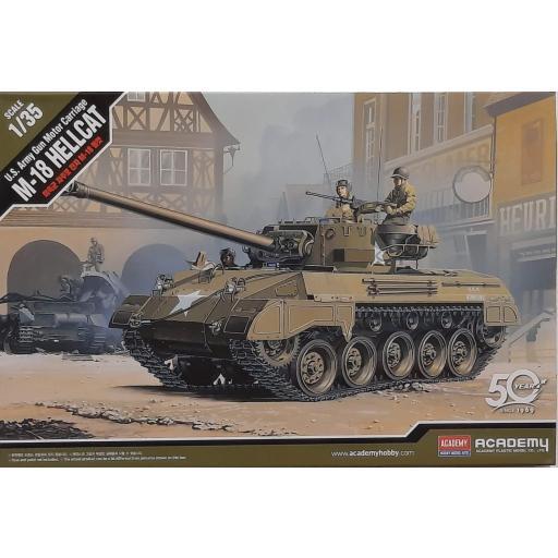 1/35 US Army Gun Motor Carriage M18 Hellcat