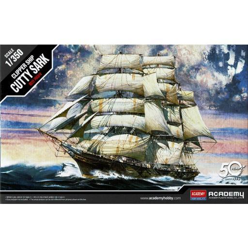 1/350 Clipper Ship Cutty Sark