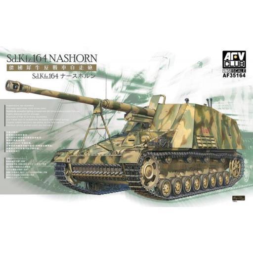 1/35 Sd.Kfz. 164 NASHORN