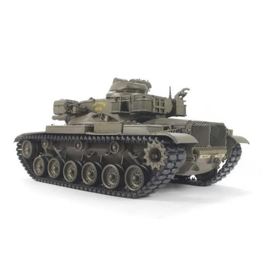 1/35 M60A2 Patton MBT Early Type [2]