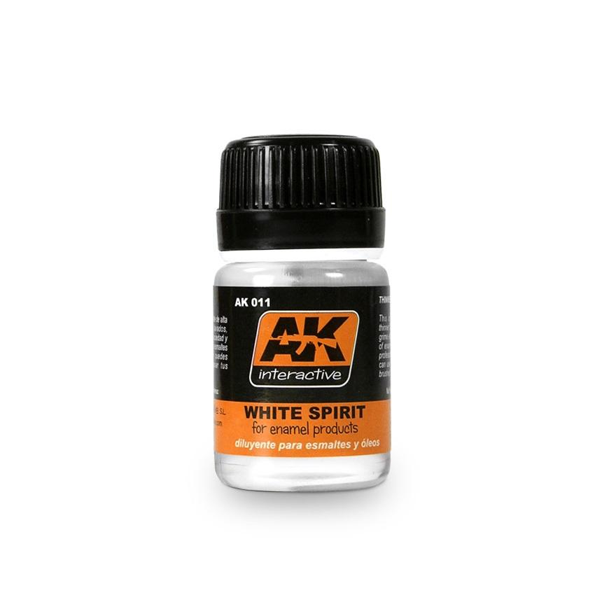 White Spirit - Trementina 35 ml.